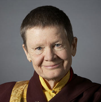 Pema Chodron – Walk the Walk