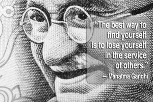 Gandhi-Service