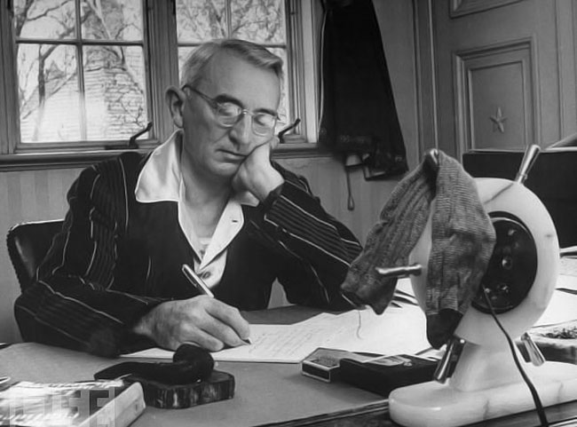Dale Carnegie How to Stop Worrying and Start Living