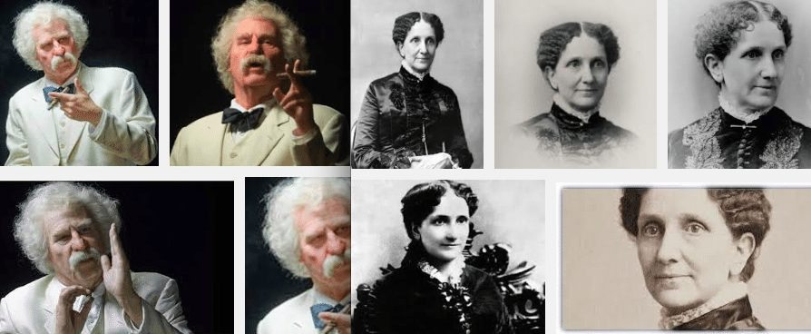 Mark Twain & Mary Baker Eddy a film by Val Kilmer