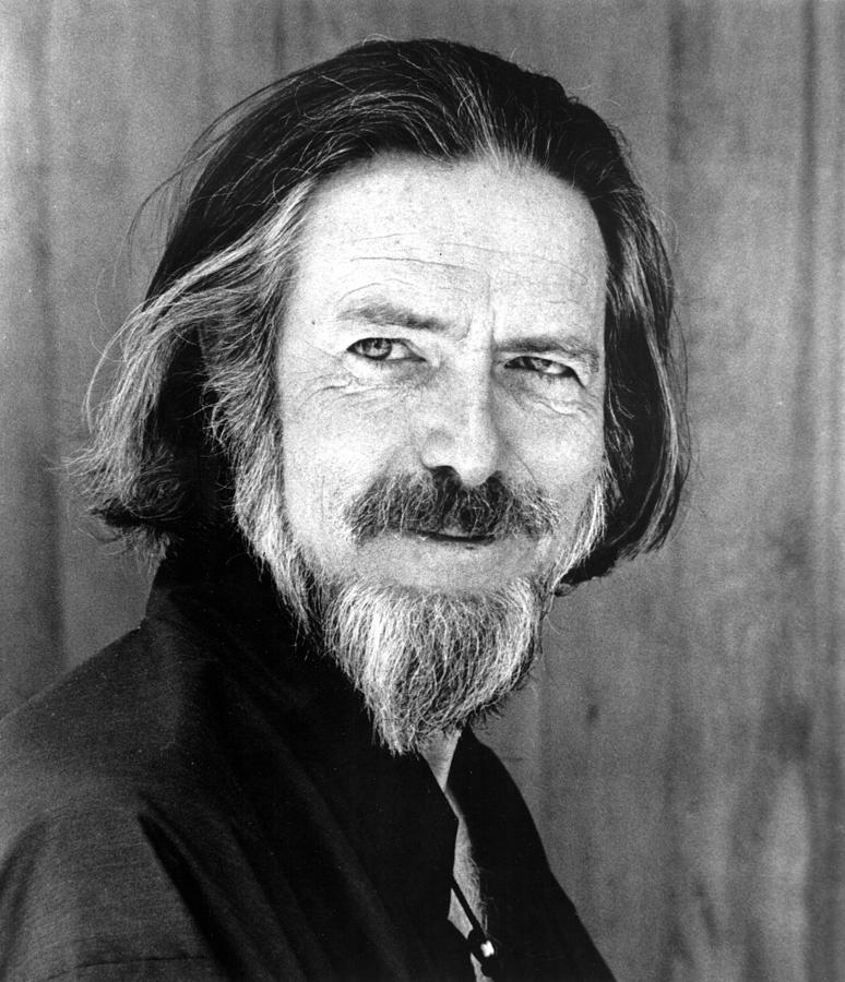 Spiritual Journey As The Self – Alan Watts