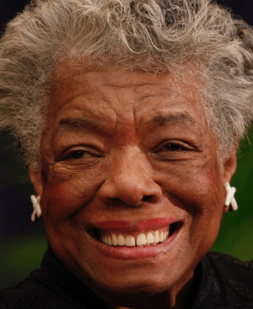 Maya Angelou's Top 10 Rules For Success
