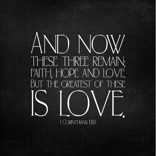 Faith hope and love men 39 s fellowship network - Faith love hope pictures ...