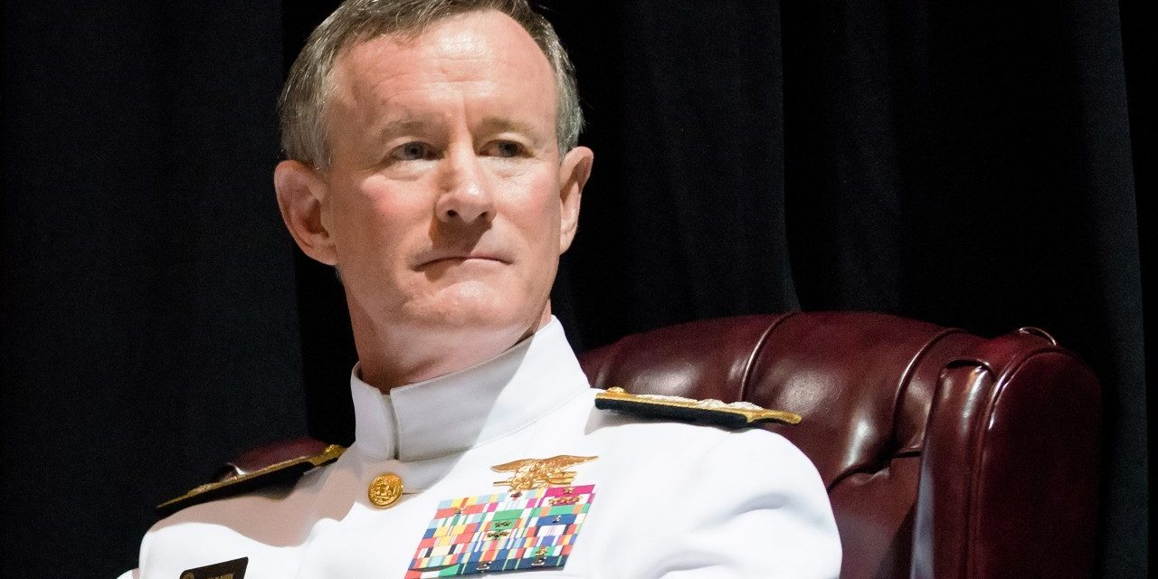 You Can Change the World – Admiral William H. McRaven