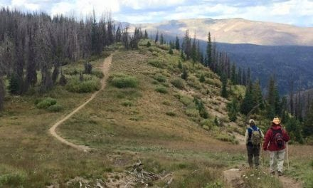 Colorado Mountain Men's Retreat – September 21 – 23, 2018