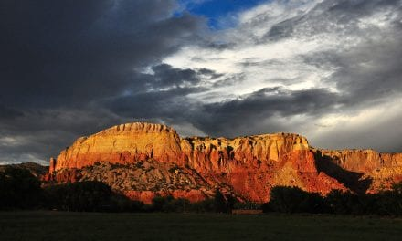 Ghost Ranch – Retreat – September 2019