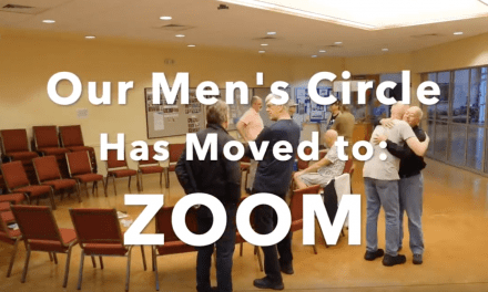 Join Our Men's Circle On ZOOM – Every Monday Night